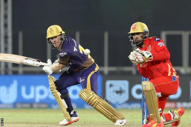 Eoin Morgan will miss the next two matches