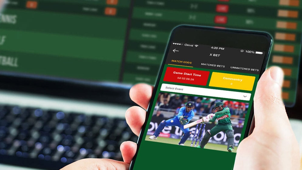 Steps to download Cricket betting apps