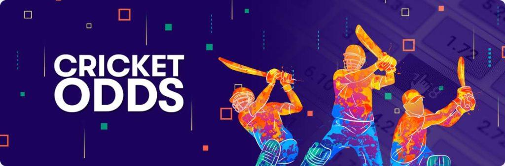 Moneyline cricket Odds
